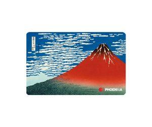 DARTS CARD【PHOENIX】NO.2107