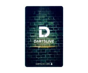 DARTS GAME CARD【DARTSLIVE】NO.1833