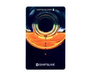DARTS GAME CARD【DARTSLIVE】NO.1835