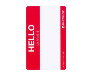 DARTS GAME CARD【DARTSLIVE】NO.1836