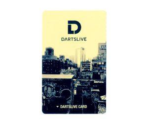 DARTS GAME CARD【DARTSLIVE】NO.1849
