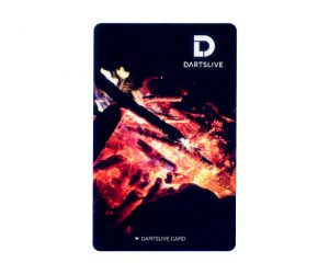 DARTS GAME CARD【DARTSLIVE】NO.1850