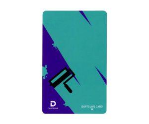 DARTS GAME CARD【DARTSLIVE】NO.1852