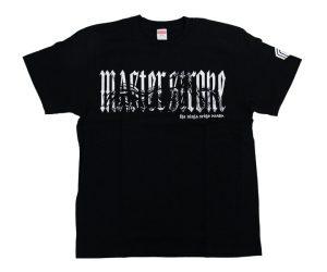 DARTS APPAREL【 MASTER STROKE 】T-Shirts 淺田齊吾 Seigo ver.2 Black
