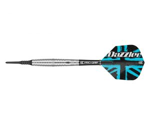 DARTS BARREL【TARGET】Darryl Fitton GEN-2 2BA 210010