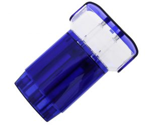 DARTS CASE【COSMO DARTS】Case x Clear DeepBlue