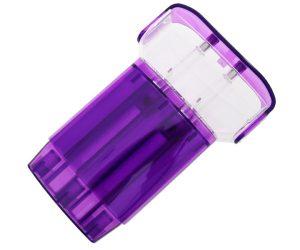 DARTS CASE【COSMO DARTS】Case x Clear Purple