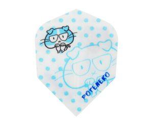 DARTS FLIGHT【 S4 】CATS Poteneko 2