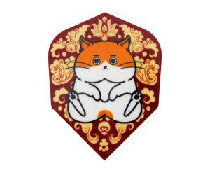DARTS FLIGHT【 S4 】CATS Omochi neko 1