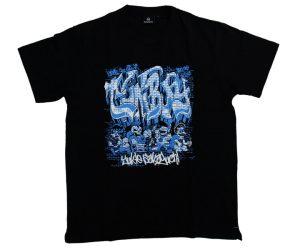 DARTS APPAREL【SHADE】YUKIE SAKAGUCHI 2019 T-Shirt 坂口優希惠 Model Black XXL