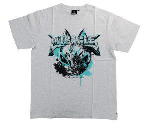 DARTS APPAREL【 SHADE 】MIRACLE T-Shirt 鈴木未来 Model AshGray XS