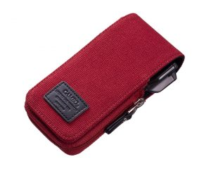 DARTS CASE【CAMEO】SKINNY 3 Canvas Red