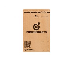 DARTS CARD【PHOENIX】NO.2138