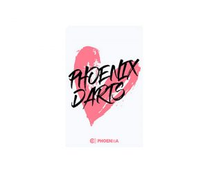 DARTS CARD【PHOENIX】NO.2139