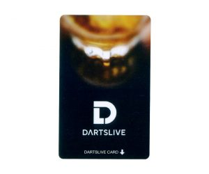 DARTS GAME CARD【DARTSLIVE】NO.1864