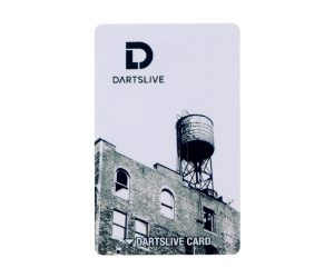 DARTS GAME CARD【DARTSLIVE】NO.1880