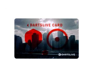 DARTS GAME CARD【DARTSLIVE】NO.1881