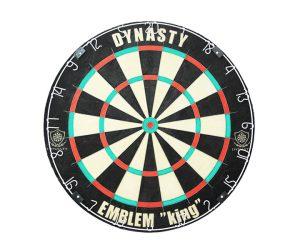 DARTS BOARD【DYNASTY】EMBLEM KING Type-N 【451】(寄送僅限台灣地區;無法超商取付)
