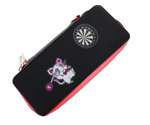 DARTS CASE【S4】LABI Black x Red S4 CATS 小梅