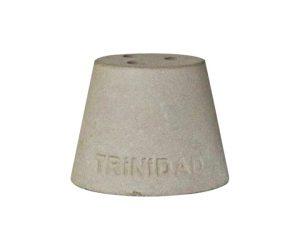 DARTS ACCESSORIES【TRiNiDAD】Concrete Darts Stand Beige