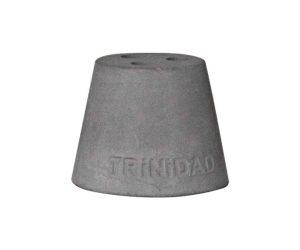 DARTS ACCESSORIES【TRiNiDAD】Concrete Darts Stand Gray