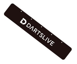 DARTS THROW LINE【DARTSLIVE】DARTSLIVE THROW LINE Black