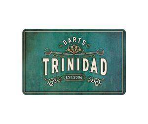 DARTS GAME CARD【FidoDarts】TRiNiDAD Logo Classic