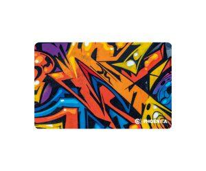 DARTS CARD【PHOENIX】NO.2141