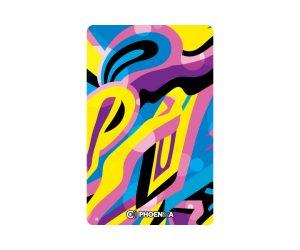 DARTS CARD【PHOENIX】NO.2142