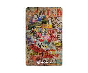 DARTS CARD【PHOENIX】NO.2147