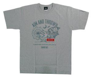 DARTS APPAREL【 SHADE 】DartsPractice T-Shirt Gray