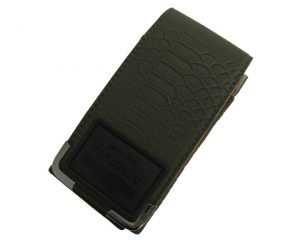 DARTS CASE【TRiNiDAD】PLAIN CROCO Khaki