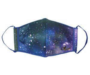 DARTS ACCESSORY【COSMO DARTS】COSMO DARTS MASK Galaxy L