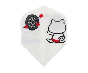 DARTS FLIGHT【 S4 】CATS Yuruneko san 6