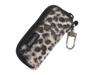 DARTS CASE【CAMEO】Baby Case Leopard Natural