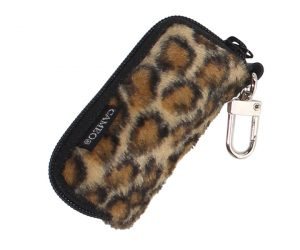 DARTS CASE【CAMEO】Baby Case Leopard Brown