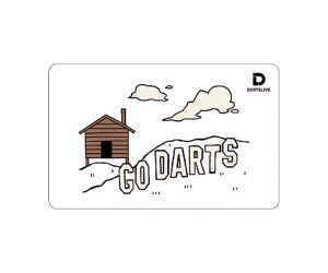 DARTS GAME CARD【DARTSLIVE】NO.1892