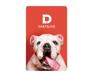 DARTS GAME CARD【DARTSLIVE】NO.1895