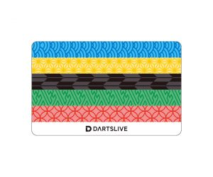 DARTS GAME CARD【DARTSLIVE】NO.1896