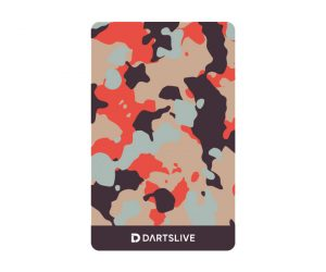 DARTS GAME CARD【DARTSLIVE】NO.1901