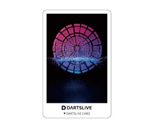 DARTS GAME CARD【DARTSLIVE】NO.1910