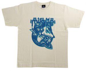 DARTS APPAREL【SHADE】T-shirt 鈴木未来 Model 2020 Ivory S