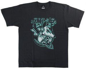 DARTS APPAREL【SHADE】T-shirt 鈴木未来 Model 2020 DarkGray XXL
