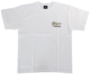 DARTS APPAREL【SHADE】T-shirt 川上真奈 Model 2020 White XL