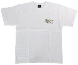 DARTS APPAREL【SHADE】T-shirt 川上真奈 Model 2020 White XXL