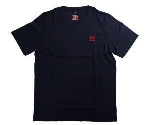 DARTS APPAREL【 TARGET 】T-Shirt Navy with Red