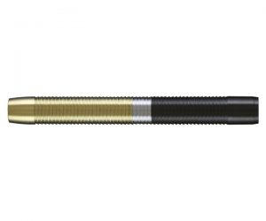 DARTS BARREL【DYNASTY】A-Flow BLACK LINE THE TALON Larry Butler Model 2BA