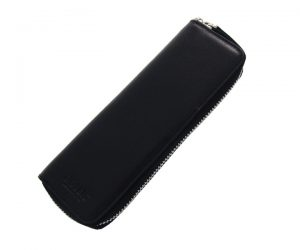 DARTS CASE【CAMEO】TRIM Leather ver.2 DOLLIS Limited Black